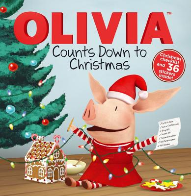 Olivia Counts Down to Christmas Cover