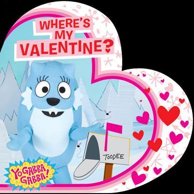 Where's My Valentine? Cover
