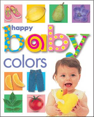 Happy Baby: Colors Cover Image
