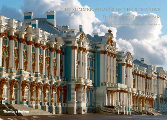 The Summer Palaces of the Romanovs: Treasures from Tsarskoye Selo Cover Image