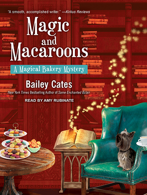 Magic and Macaroons (Magical Bakery Mystery #5) Cover Image