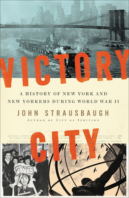 Cover for Victory City