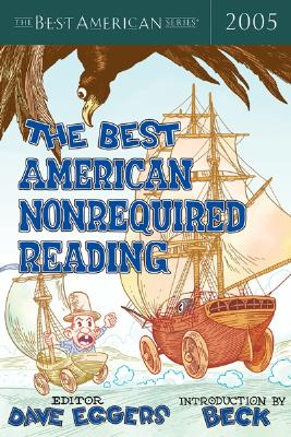 The Best American Nonrequired Reading 2005 Cover Image