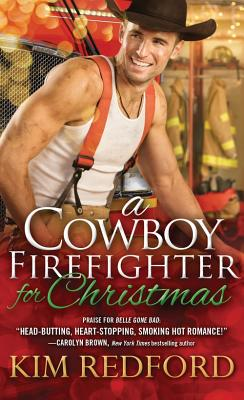 A Cowboy Firefighter for Christmas Cover