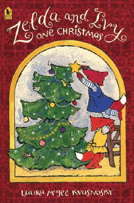 Zelda and Ivy: One Christmas: Candlewick Sparks Cover Image