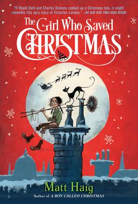 The Girl Who Saved Christmas Cover Image