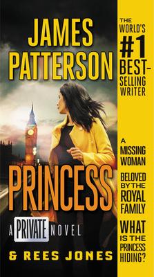 Princess: A Private Novel Cover Image
