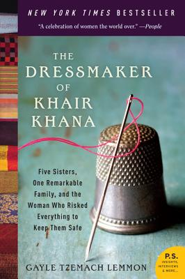 The Dressmaker of Khair Khana Cover