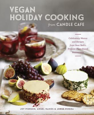 Vegan Holiday Cooking from Candle Cafe Cover