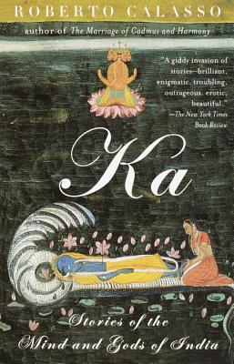 Ka: Stories of the Mind and Gods of India (Vintage International) Cover Image