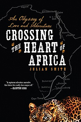 Crossing the Heart of Africa Cover