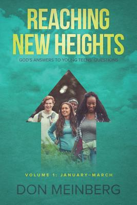 Cover for Reaching New Heights