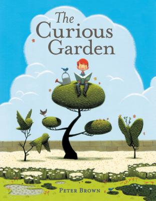 The Curious Garden Cover