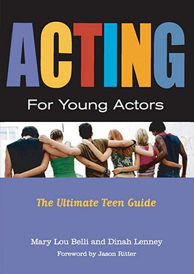 Acting for Young Actors Cover
