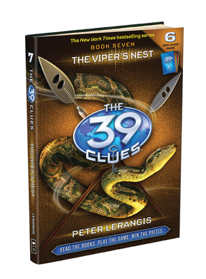 The Viper's Nest Cover