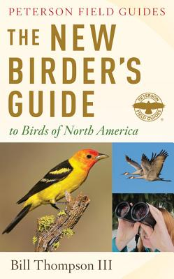 Cover for The New Birder's Guide to Birds of North America (Peterson Field Guides)