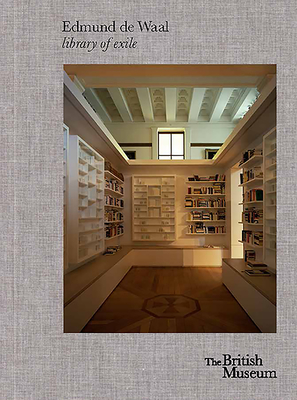 Edmund de Waal Library of Exile Cover Image