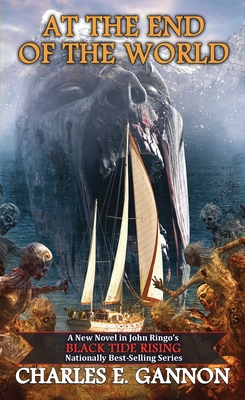 At the End of the World (Black Tide Rising #8) Cover Image