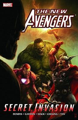 New Avengers - Volume 8 Cover