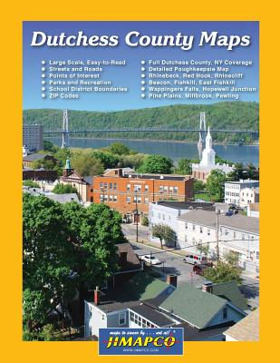 Dutchess County Maps Cover Image