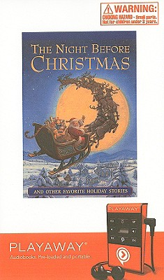The Night Before Christmas: And Other Favorite Holiday Stories [With Headphones] Cover Image