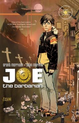 Joe the Barbarian Cover Image