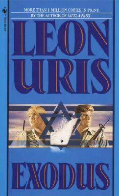 Exodus: A Novel of Israel Cover Image