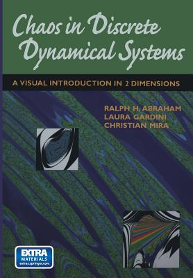 Chaos in Discrete Dynamical Systems: A Visual Introduction in 2 Dimensions Cover Image