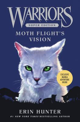 Warriors Super Edition: Moth Flight's Vision Cover Image