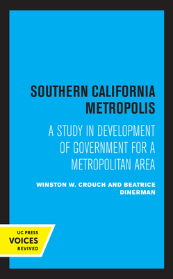 Cover for Southern California Metropolis