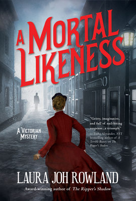 A Mortal Likeness (A Victorian Mystery #2) Cover Image