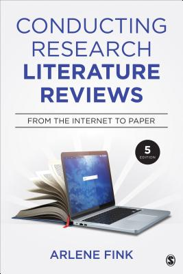 Conducting Research Literature Reviews: From the Internet to Paper Cover Image