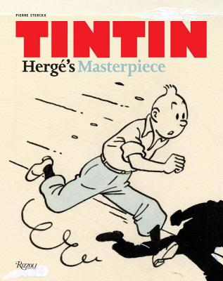 Tintin: Herge's Masterpiece Cover Image