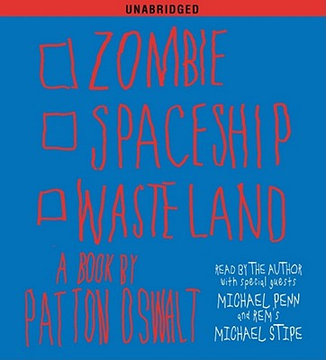 Zombie Spaceship Wasteland Cover