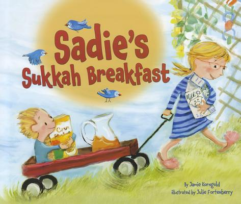 Sadie's Sukkah Breakfast Cover