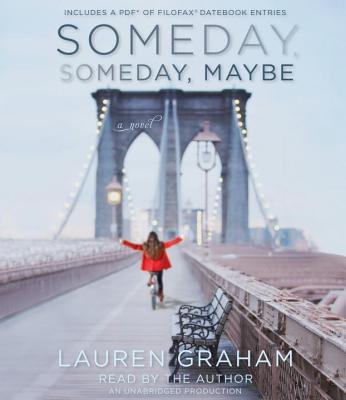Cover for Someday, Someday, Maybe