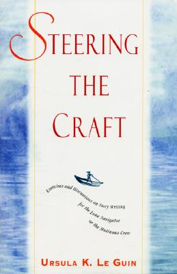 Cover for Steering the Craft