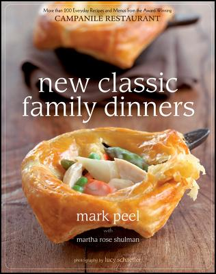 New Classic Family Dinners Cover