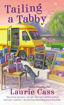 Tailing a Tabby (A Bookmobile Cat Mystery #2) Cover Image
