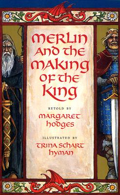 Merlin and the Making of the King Cover