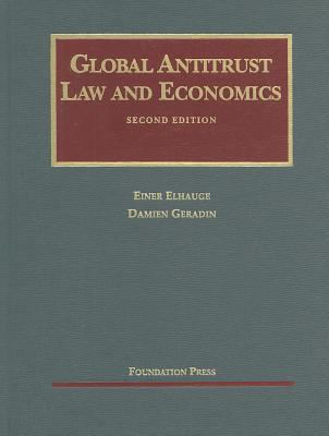 Global Antitrust Law and Economics Cover Image