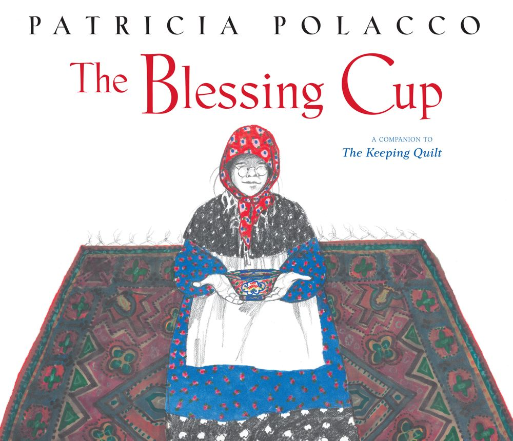 The Blessing Cup Cover