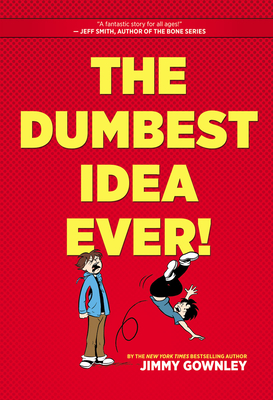 The Dumbest Idea Ever! Cover
