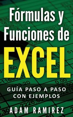 Fórmulas y Funciones de Excel: Guía paso a paso con ejemplos Cover Image
