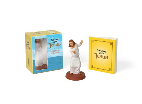 Dancing with Jesus: Bobbling Figurine (RP Minis) Cover Image