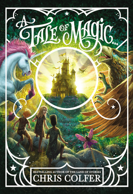 A Tale of Magic... cover