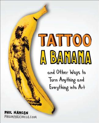 Tattoo a Banana Cover