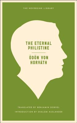 The Eternal Philistine (Neversink) Cover Image