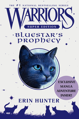 Bluestar's Prophecy Cover