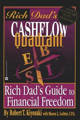 Rich Dad's Cashflow Quadrant Cover